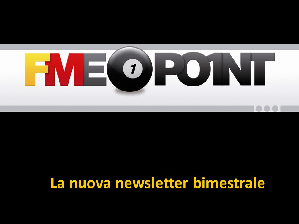 La nuova newsletter bimestrale