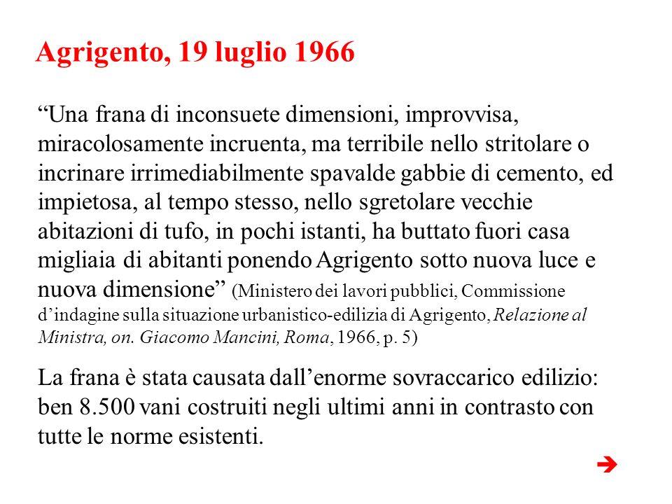 Agrigento, 19 luglio 1966