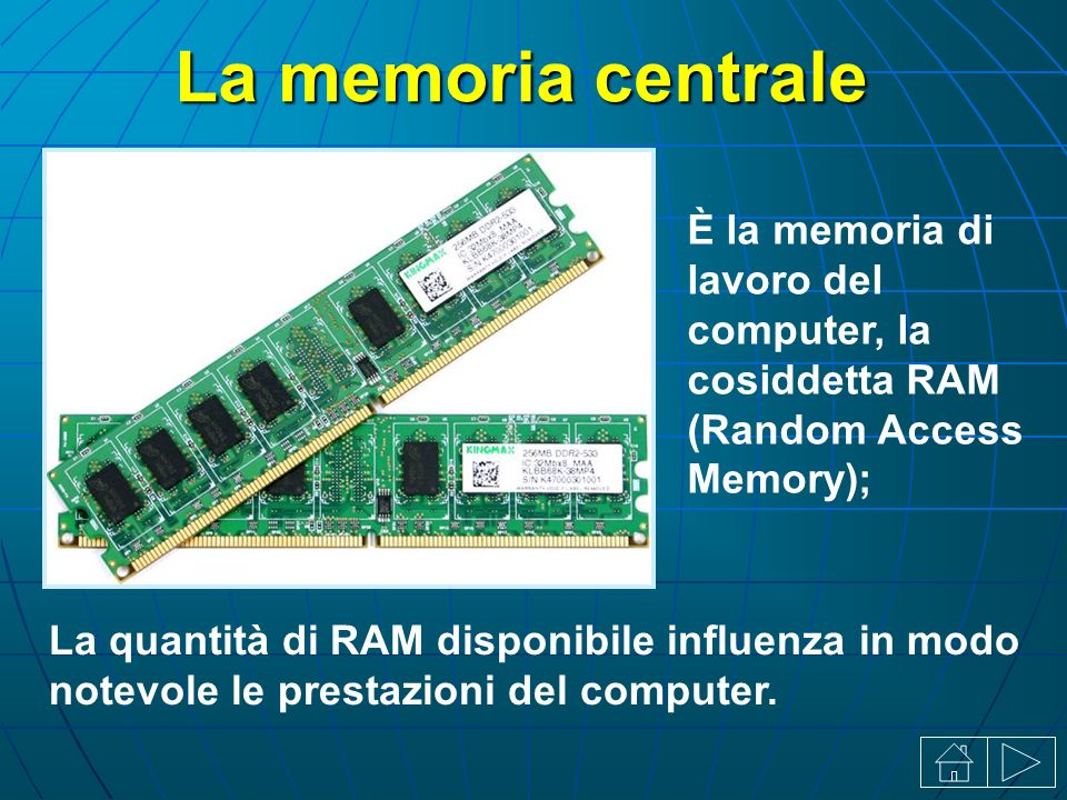 Laboratorio di Sistemi - Dentro il PC