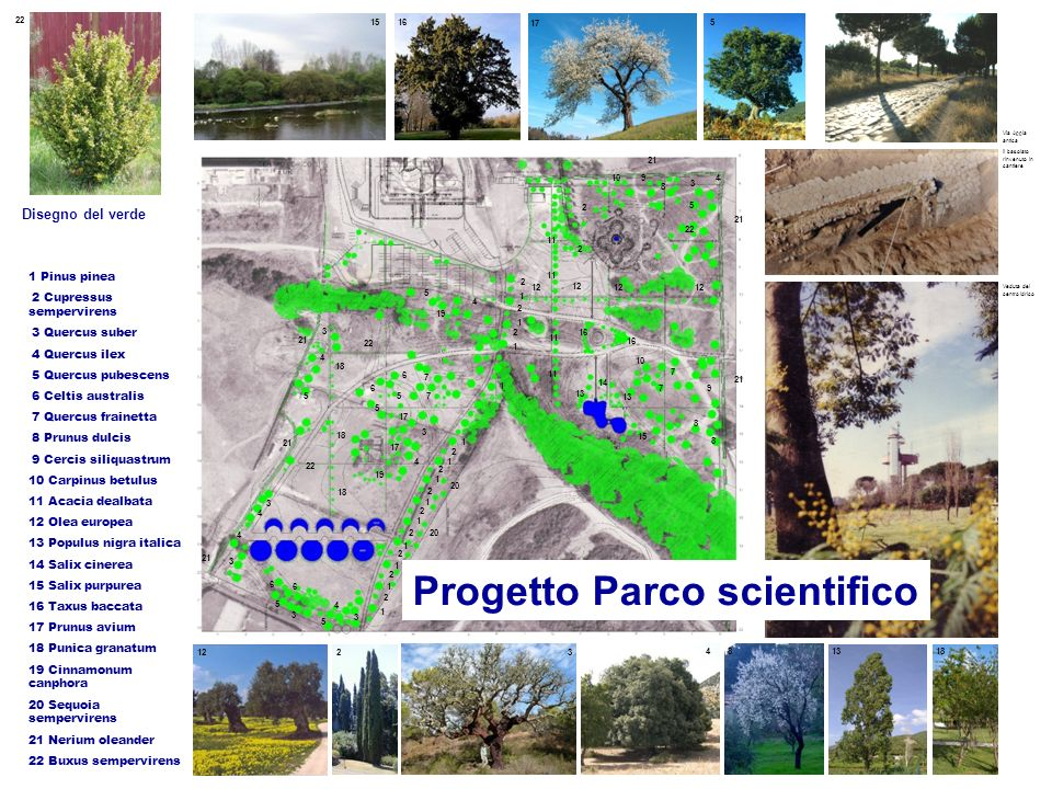 Progetto Parco scientifico