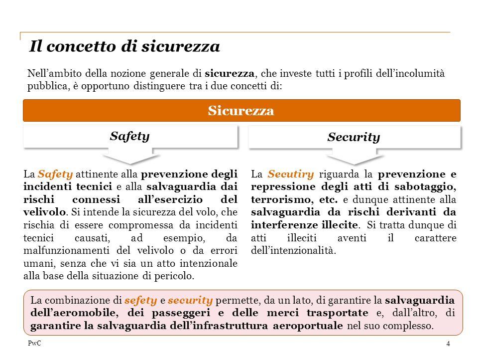 Il concetto di sicurezza