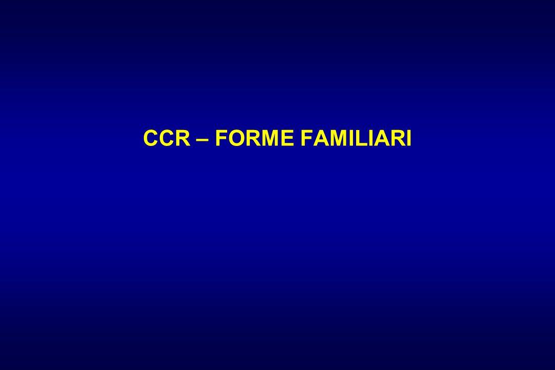 CCR – FORME FAMILIARI
