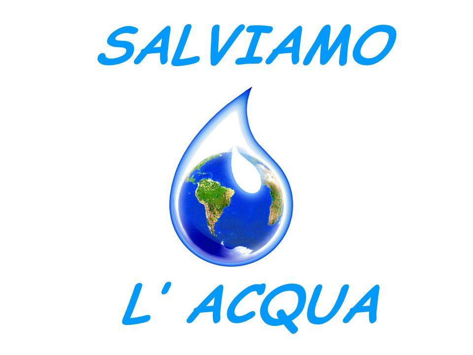 SALVIAMO L' ACQUA