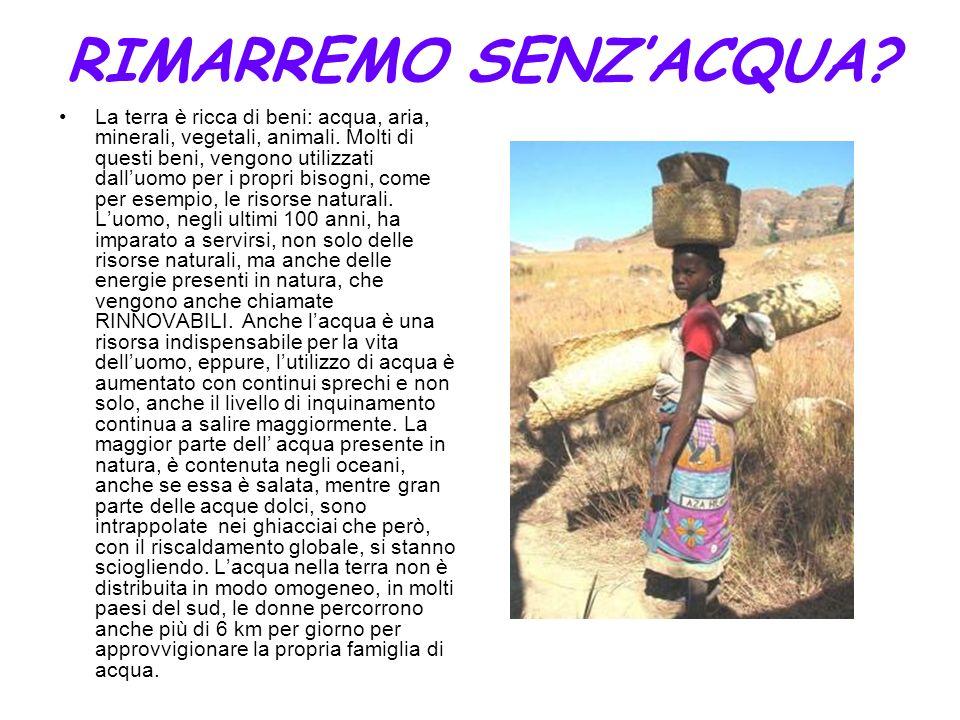 RIMARREMO SENZ'ACQUA