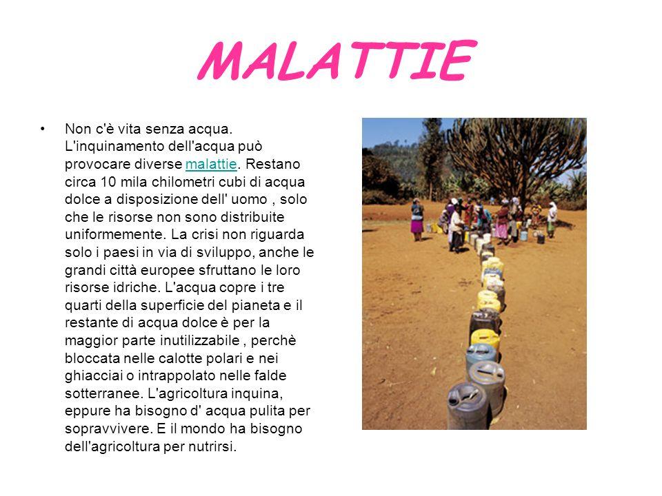 MALATTIE