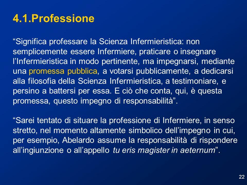 4.1.Professione