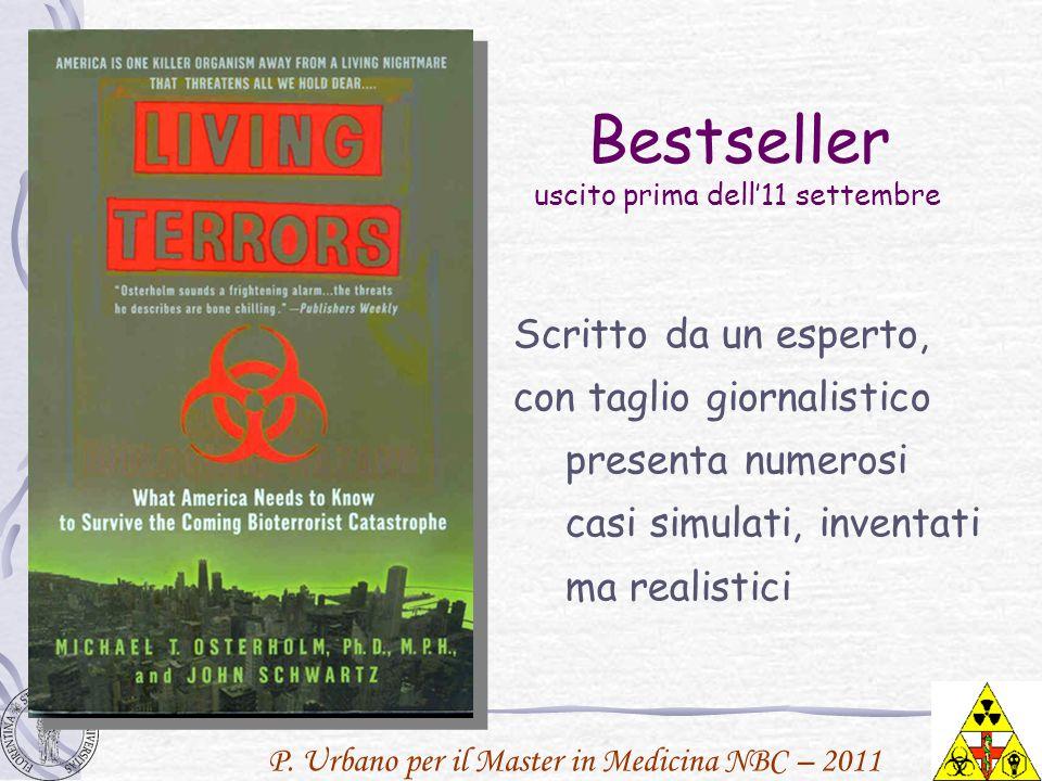 Bestseller uscito prima dell'11 settembre