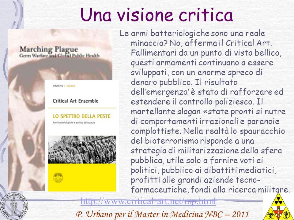 Una visione critica http://www.critical-art.net/mp.html