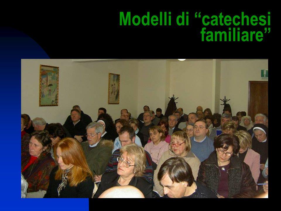 Modelli di catechesi familiare