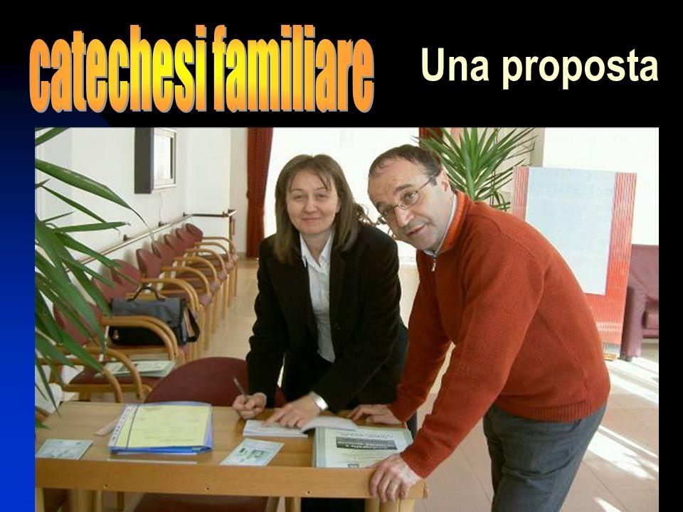 Una proposta catechesi familiare