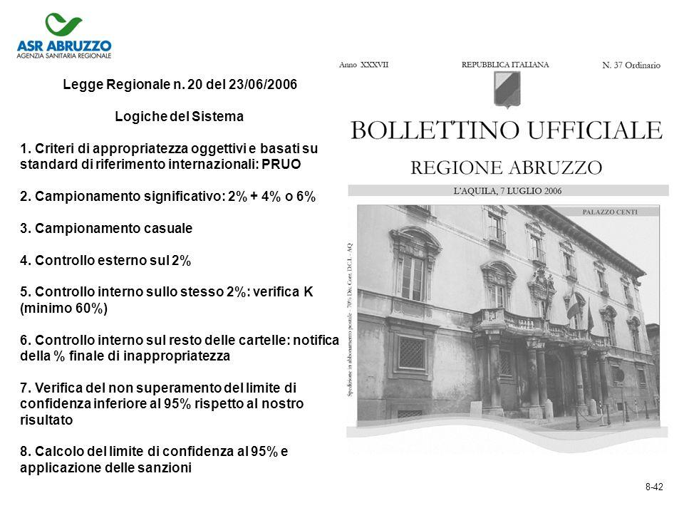 Legge Regionale n. 20 del 23/06/2006