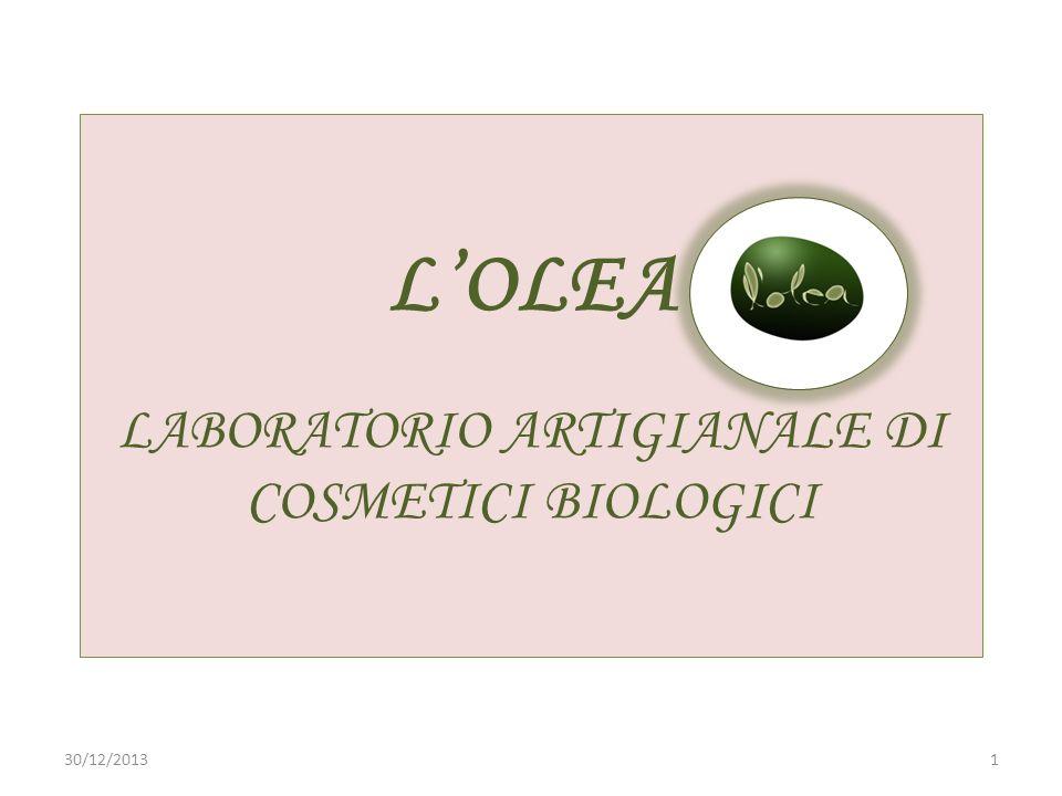 L'OLEA LABORATORIO ARTIGIANALE DI COSMETICI BIOLOGICI