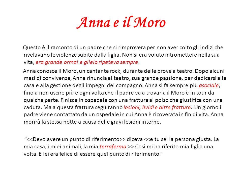 Anna e il Moro