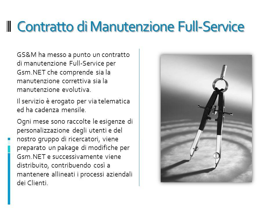 Contratto di Manutenzione Full-Service