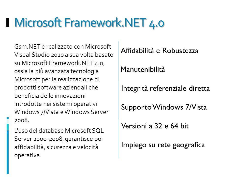 Microsoft Framework.NET 4.0