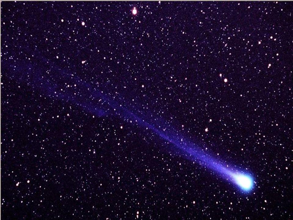Le comete La struttura di una cometa è paragonabile