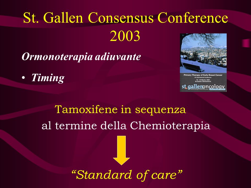St. Gallen Consensus Conference 2003