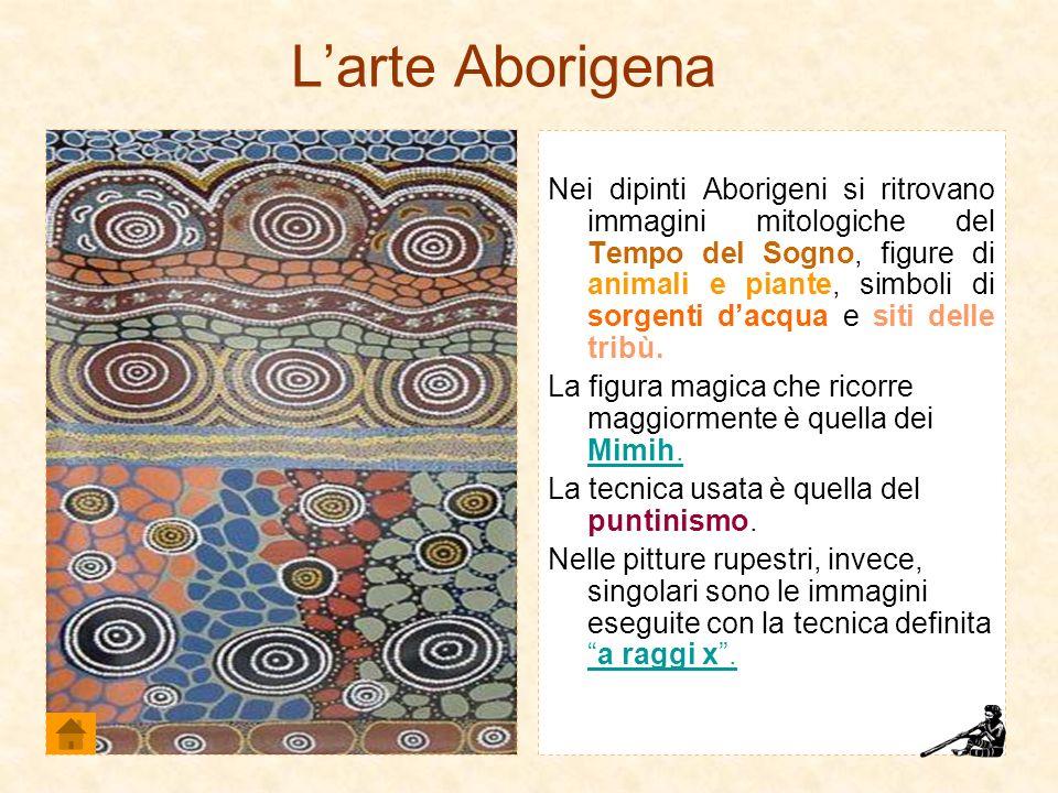 L'arte Aborigena