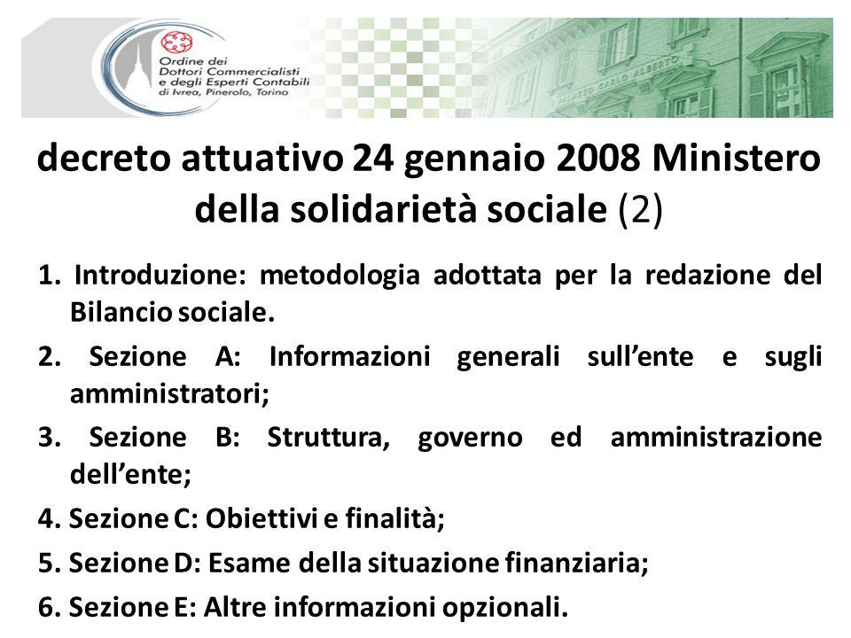 decreto attuativo 24 gennaio 2008 Ministero della solidarietà sociale (2)