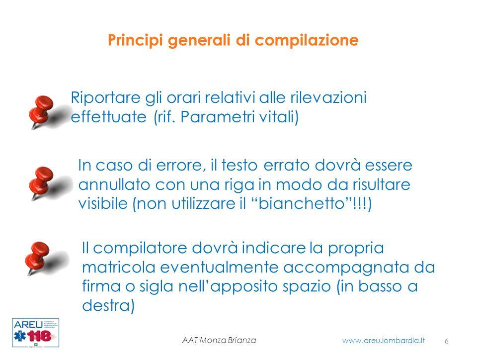 Principi generali di compilazione