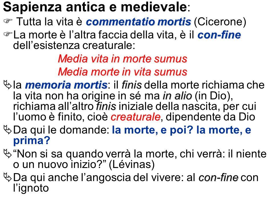 Sapienza antica e medievale: