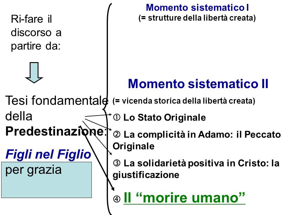 Momento sistematico II
