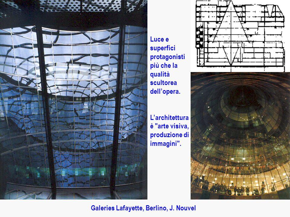 Galeries Lafayette, Berlino, J. Nouvel