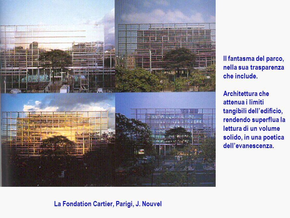 La Fondation Cartier, Parigi, J. Nouvel