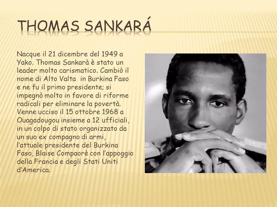 THOMAS SANKARÁ