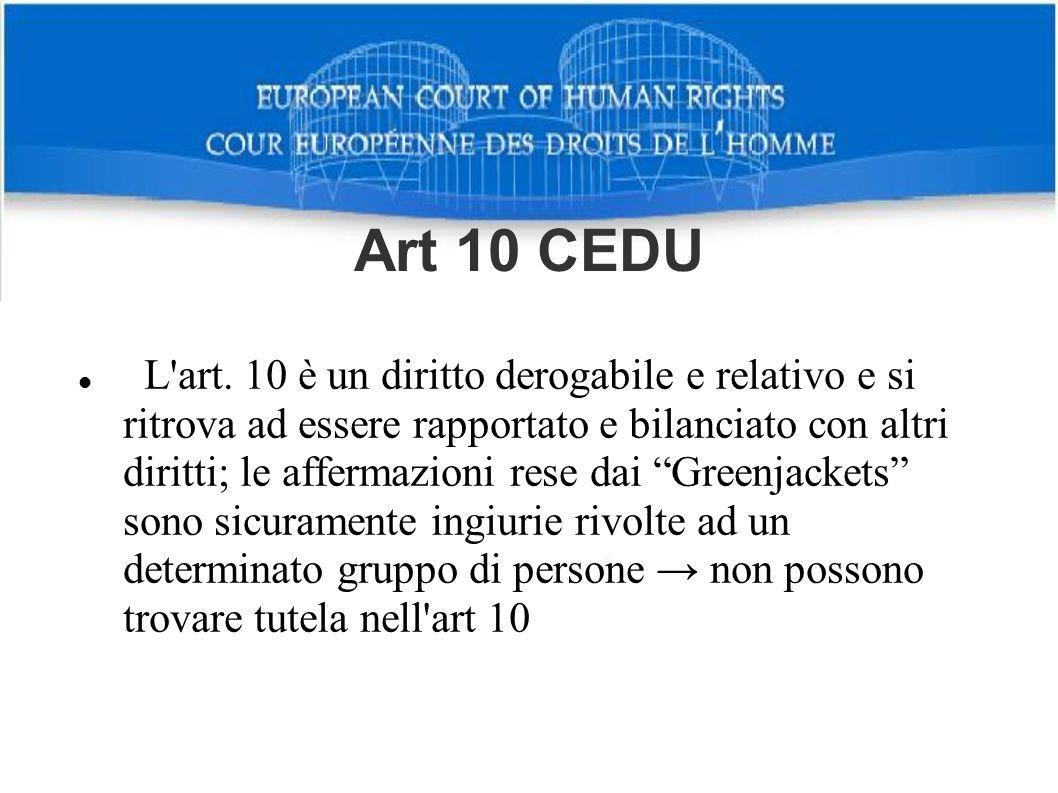 Art 10 CEDU