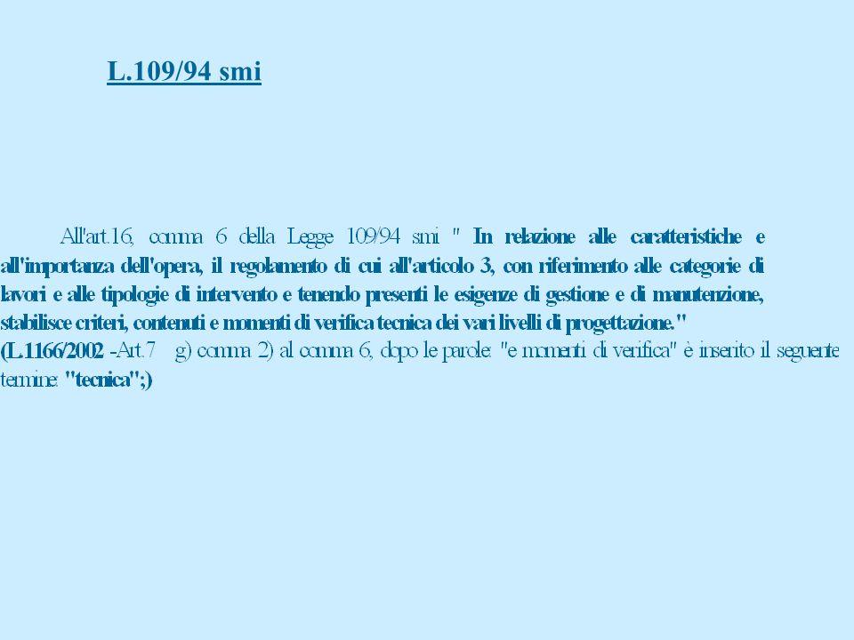 L.109/94 smi