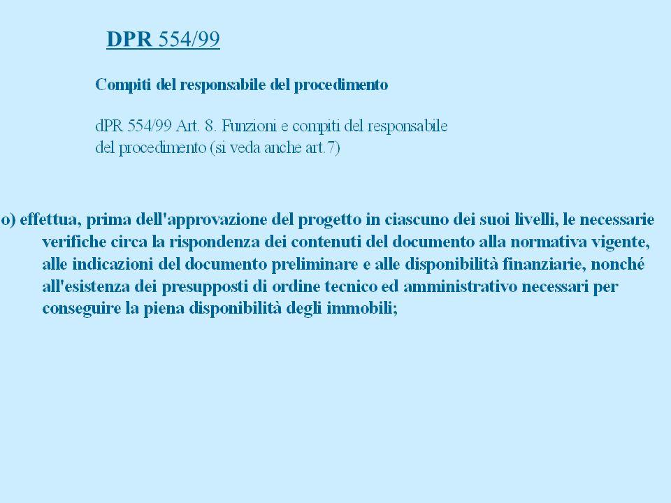 DPR 554/99