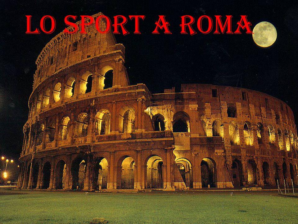 Lo sport a Roma