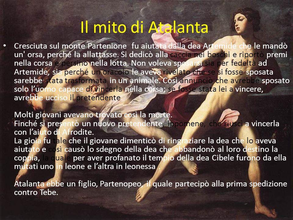 Il mito di Atalanta