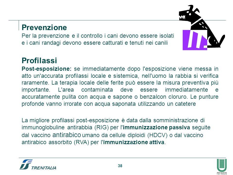 Prevenzione Profilassi