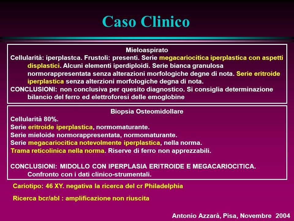 Biopsia Osteomidollare