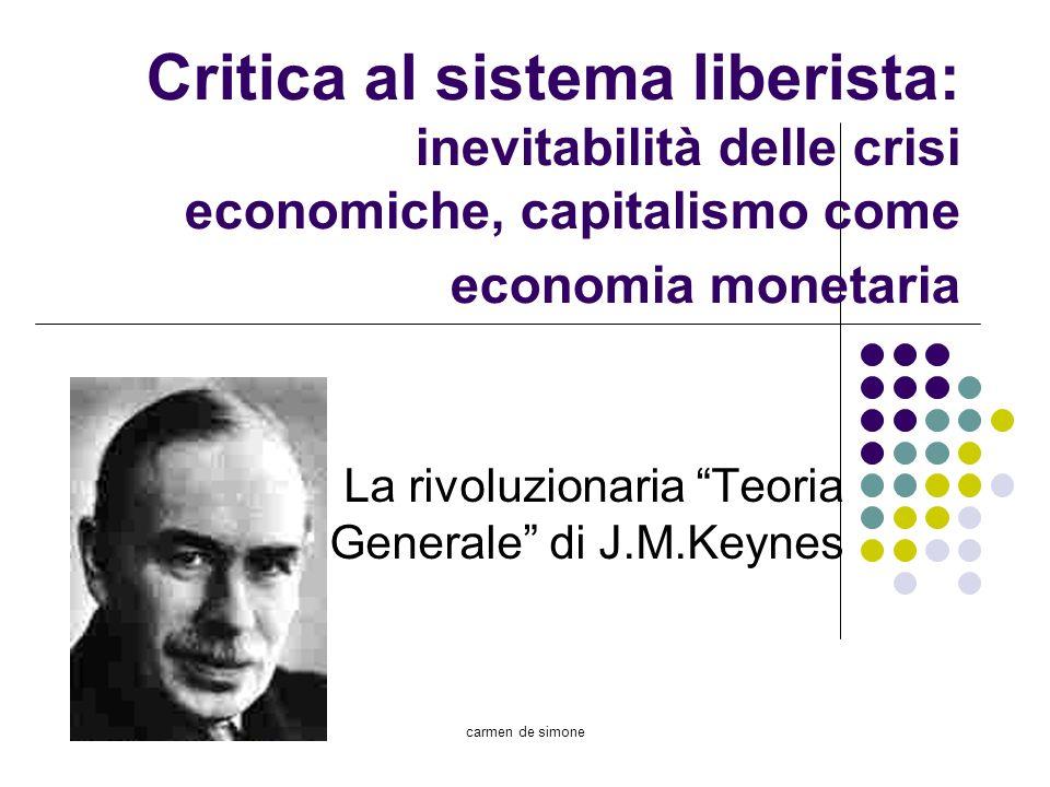 La rivoluzionaria Teoria Generale di J.M.Keynes