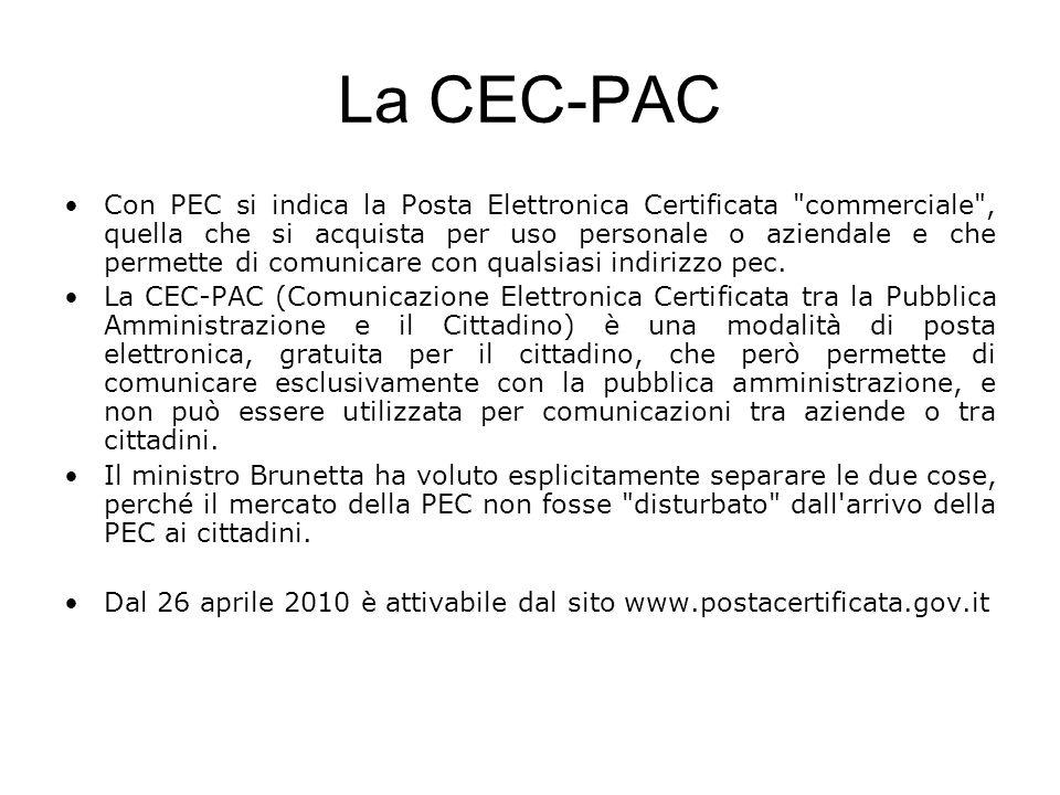 La CEC-PAC