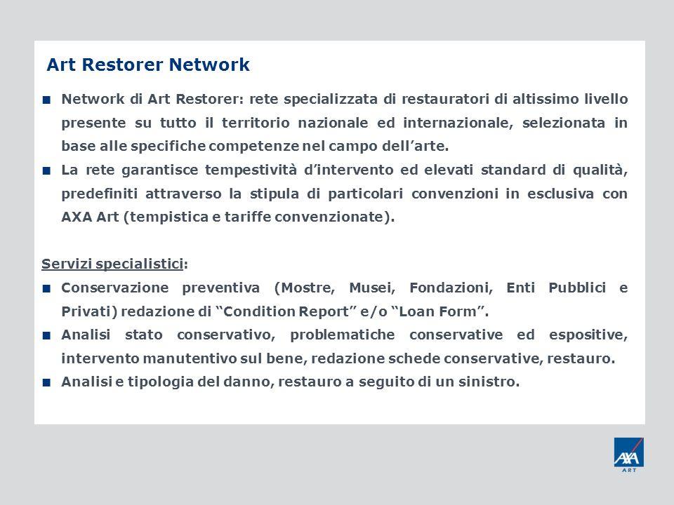Art Restorer Network
