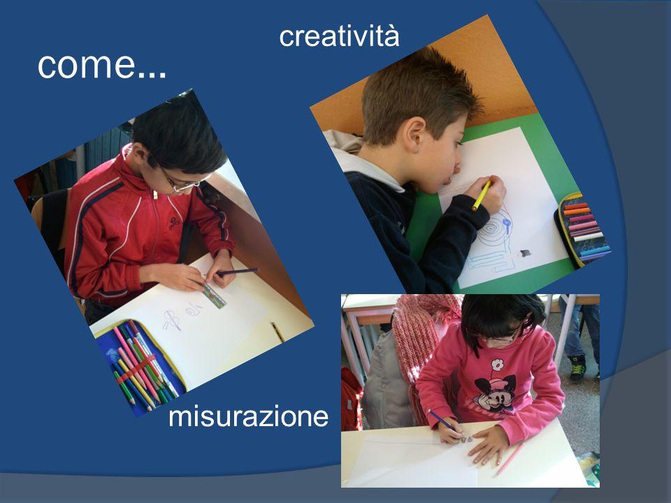 creatività come… misurazione