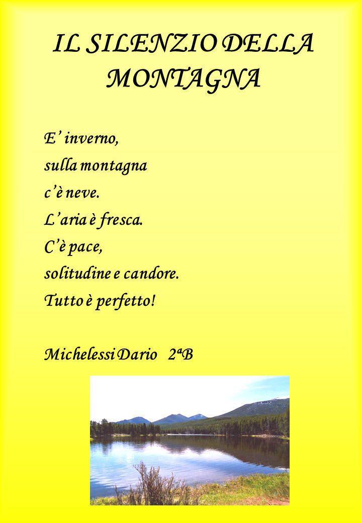 Ben noto Poesie Sulla Montagna UR82 » Regardsdefemmes QV43