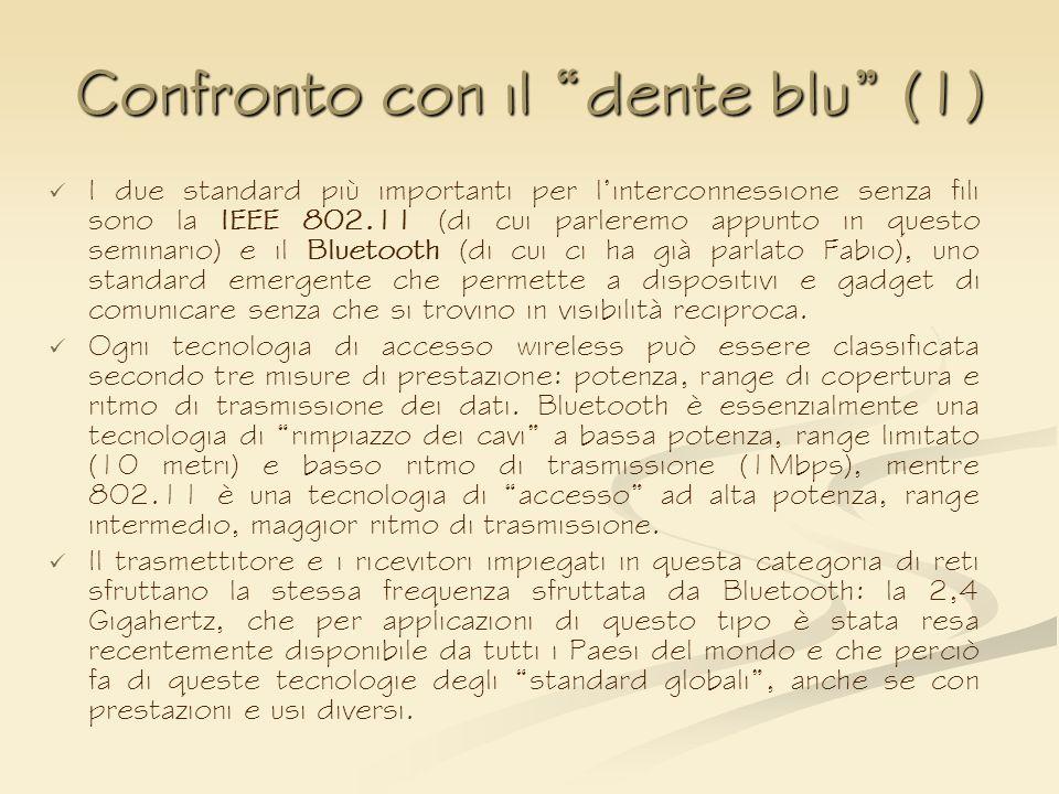 Confronto con il dente blu (1)