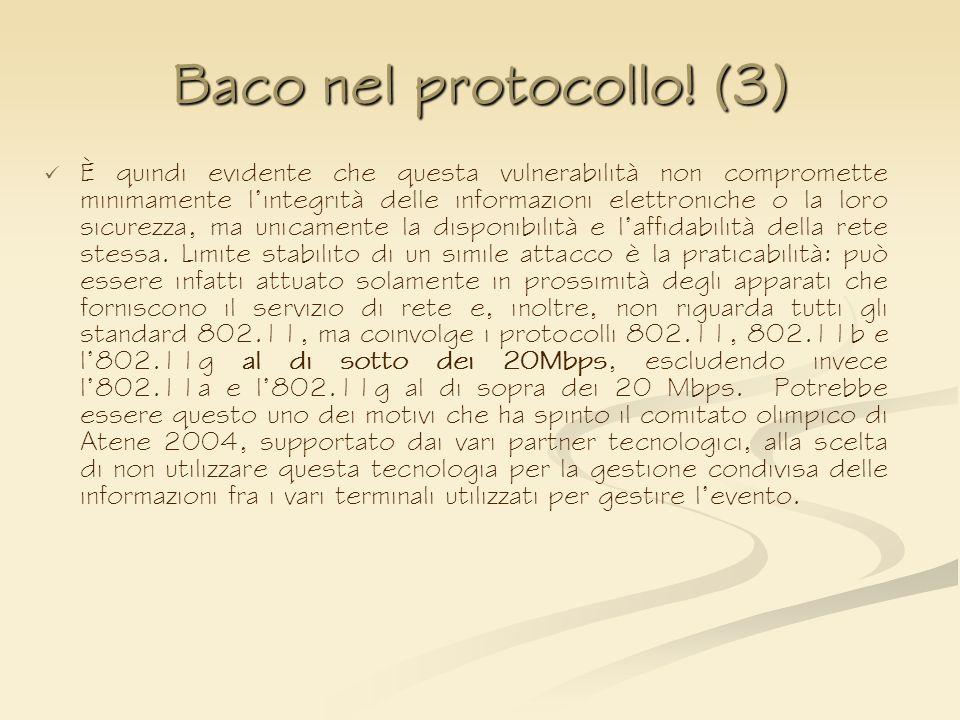 Baco nel protocollo! (3)