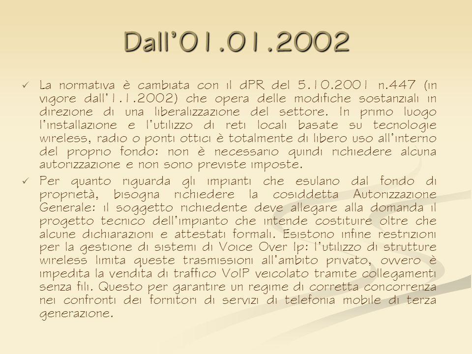 Dall'01.01.2002