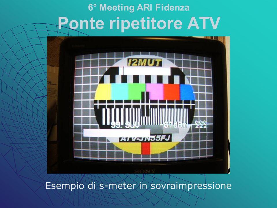 6° Meeting ARI Fidenza Ponte ripetitore ATV