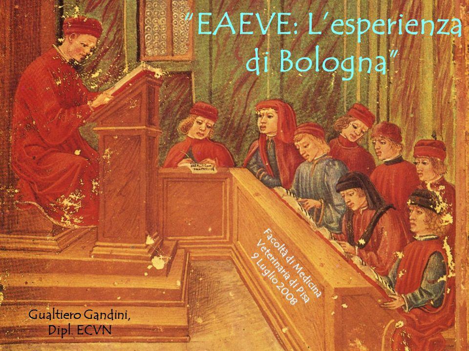 EAEVE: L'esperienza di Bologna