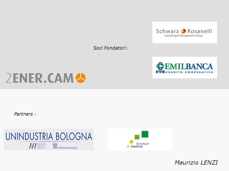 Agenda / Inhalt Maurizio LENZI Soci Fondatori : Partners :
