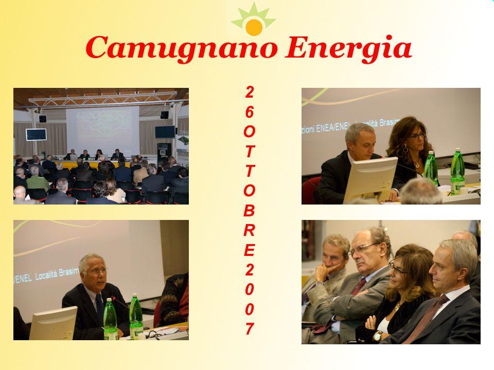 Camugnano Energia 2 6 O T B R E 7
