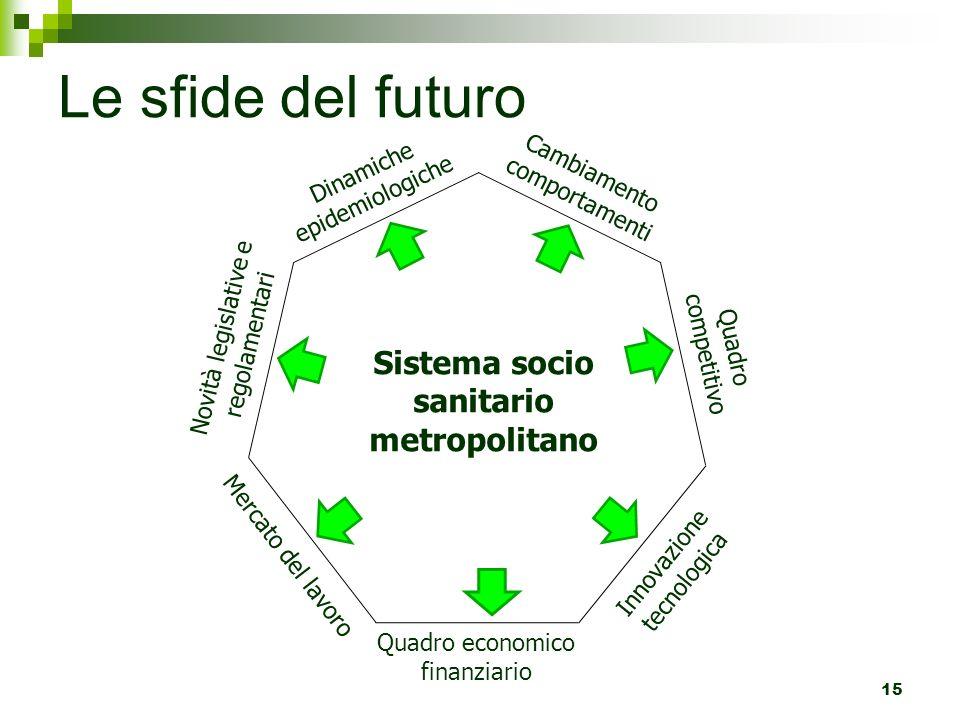 Sistema socio sanitario metropolitano