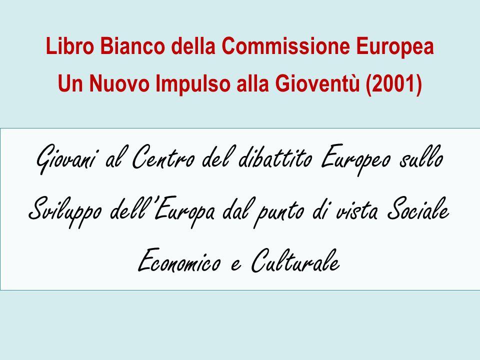 Libro Bianco della Commissione Europea